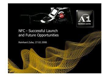 mobilkom austria - NFC Research Lab