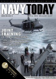 joint training - Royal New Zealand Navy