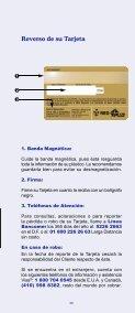 Oro Bancomer - Bancomer.com - Page 6