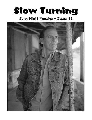 Issue 11 - The John Hiatt Archives