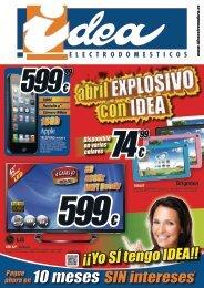 ahora en 10 meses SIN intereses* - Idea Extremadura