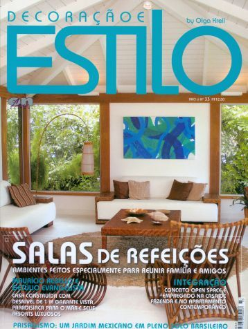 Revista Decoracao e Estilo