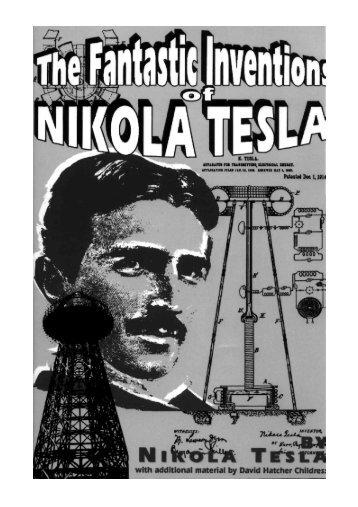 Nikola Tesla The Philadelphia Experimentpdf Preterhuman
