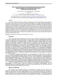 einfluss der propolis auf den redox-zustand des humanen - Apimondia