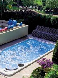 Der perfekte Pool. - Hydropool-Whirlpools.de