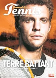 N°2 - juin 08 - Journal du Tennis