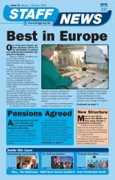 Best in Europe - NHS Greater Glasgow and Clyde