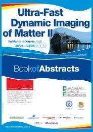 Download the BOOK of ABSTRACTS - UDIM09 - Università degli ...