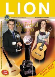 Dec-Jan 2011.pdf - Lions Clubs International British Isles and Ireland