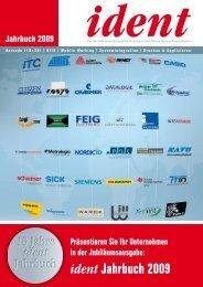 ident Jahrbuch Flyer 2009