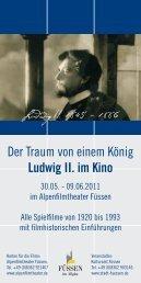 Der Traum von einem König Ludwig II. im Kino - pfronten.de