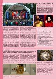 Kultur in der region - Birseck Magazin