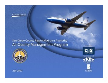 AQMP - San Diego International Airport