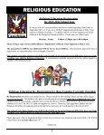 May 19, 2013 – Pentecost Sunday - Parish of the Holy Cross - Page 5