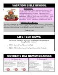 May 19, 2013 – Pentecost Sunday - Parish of the Holy Cross - Page 7