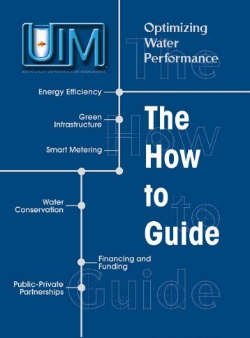 Free Download - Water Utility Infrastructure Management