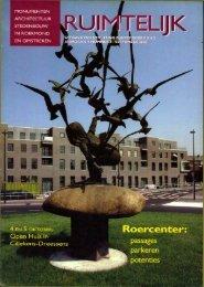 Ruimtelijk sept. 2003 - Stichting Ruimte Roermond