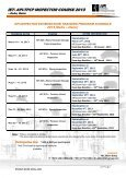API Preparatory Course Schedule for the year 2013 ... - Iet-group.net - Page 3