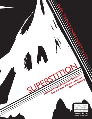 SuperStition - Eastern New Mexico University