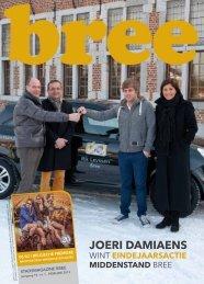 Stadsmagazine februari 2013 - Stad Bree