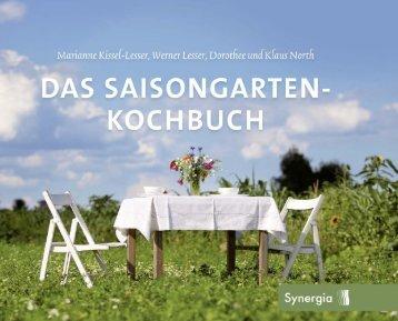 Leseprobe, PDF - Saisongarten Kochbuch