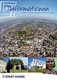 für Bürger, Neubürger und Gäste der Stadt Hagen ... - ancos-verlag