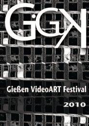 festivalkatalog videokunstfestival giguk 2010 - Bureau Wolfwerke