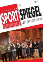 FINITO! Ein Sack für alle (Ab)Fälle - TV 1881 Altdorf eV