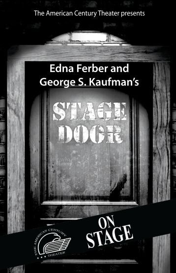 Stage Door - The American Century Theater