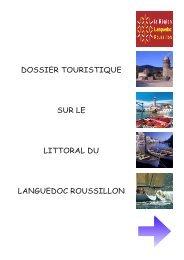dossier touristique littoral du sur le languedoc ... - Bts Tourisme