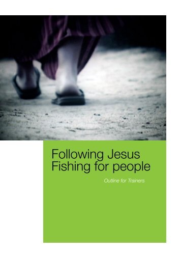 Following Fishing Trainers - Movements that Change the World