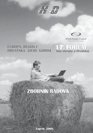ORUM 17.FORUM Dan energije u Hrvatskoj - HED