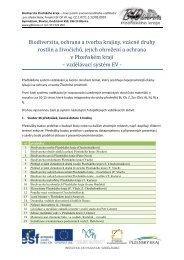 Systém vzdělávání projektu (PDF) - Gymnázium Blovice