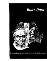 Ioan Ruta - The Advocates for Human Rights