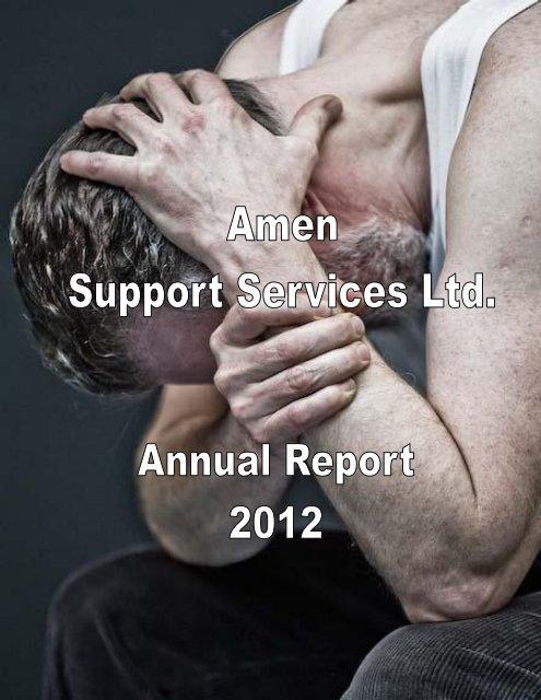 Amen Annual Report 2012