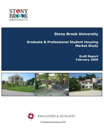 Stony Brook University - Student Affairs