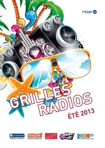 rtbf radios ete 2013 - RMB