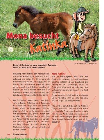 Mona besucht
