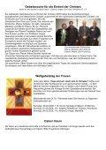 Infobrief 03.2009 - Deutschsprachiges Evangelisches Pfarramt an ... - Seite 5