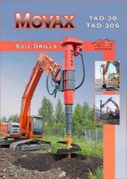 soil drills - Movax