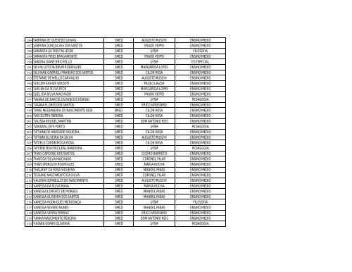 Listagem Geral - SETEMBRO 2012 - Prefeitura Municipal de Santa ...