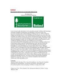 Vortrag durch Dr. Reinhard Witt, Kurztext hier herunterladen (PDF)