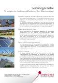 für den optimalen Betrieb Ihrer Solarstromanlage - Energetica - Seite 2