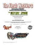 Flesh-Weavers-The-Mutant-Epoch-7page-demo - Page 2