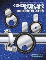 concentric and eccentric orifice plates - Flow Components, Inc.