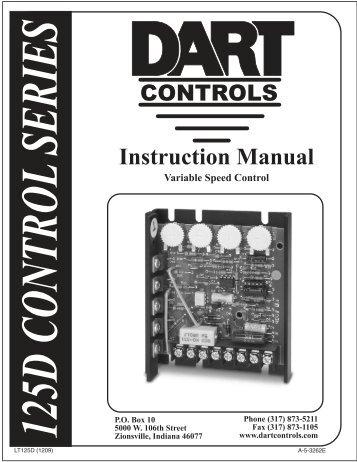 125d cover 1209.FH11 - Dart Controls