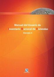 Manual del usuario de Inventario Nacional de Viviendas v3 - Inegi