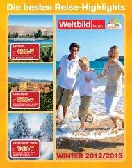 Die besten Reise-Highlights - Weltbild.de