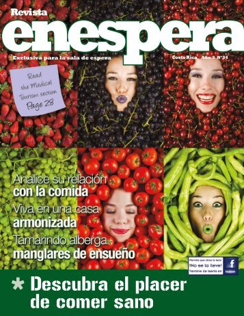 Año 3 N°34 - Revista Enespera