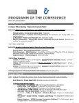 2 ANNUAL CONFERENCE at the Estoril Film Festival - Europa ... - Page 4